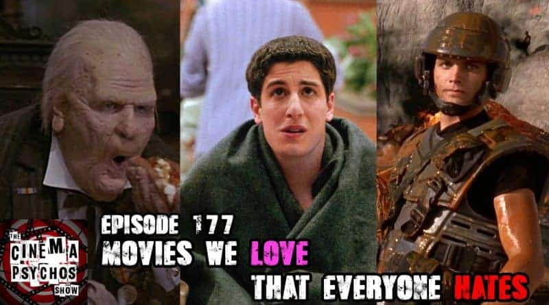 movies we love that everyone hates