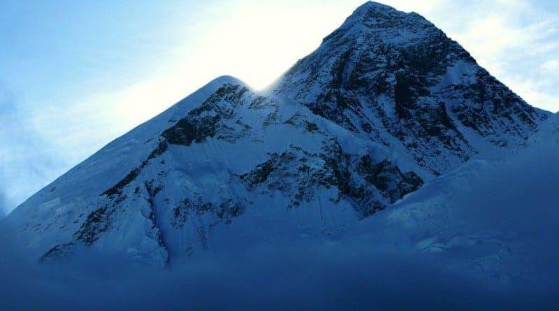 The Everest Summit