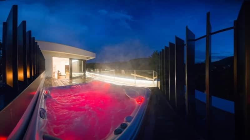 Villa mit Jaccuzi