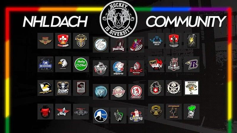 NHL 2020 DACH eSports