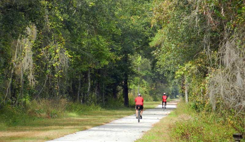 Gainesville Hawthorne Trail