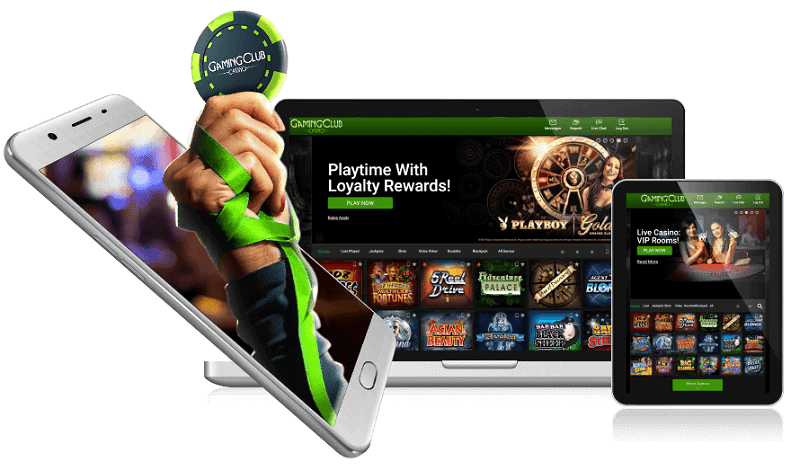 Play online and mobile games 24/7!