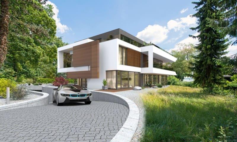 Luxus Mehrfamilienhaus bauen