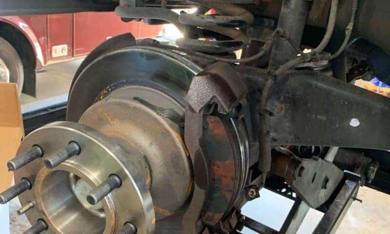 RV brake repair