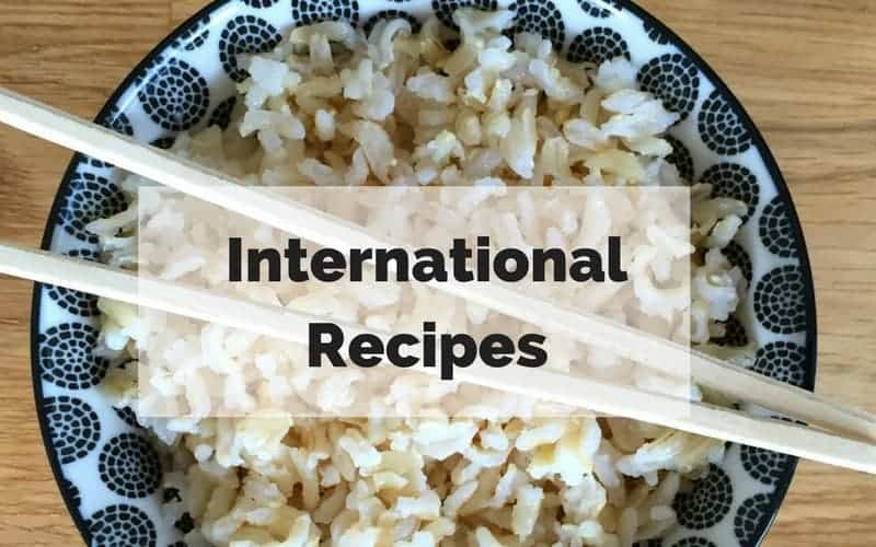 International Recipe Collection