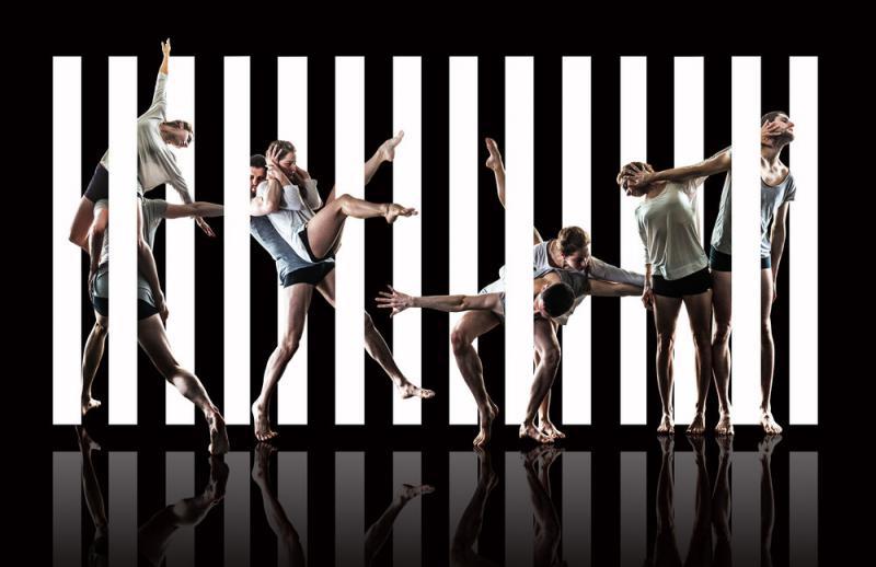 Thomas Adès: See the Music, Hear the Dance (Design: AKA, photo: Johan Persson)