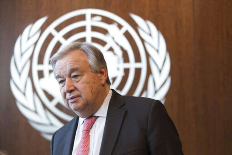 African Growth Needs Innovative Technological Push : UN Secretary General Antonio Guterres