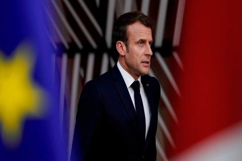 Macron Led EU Geopolitical Commission An Ambitious Start