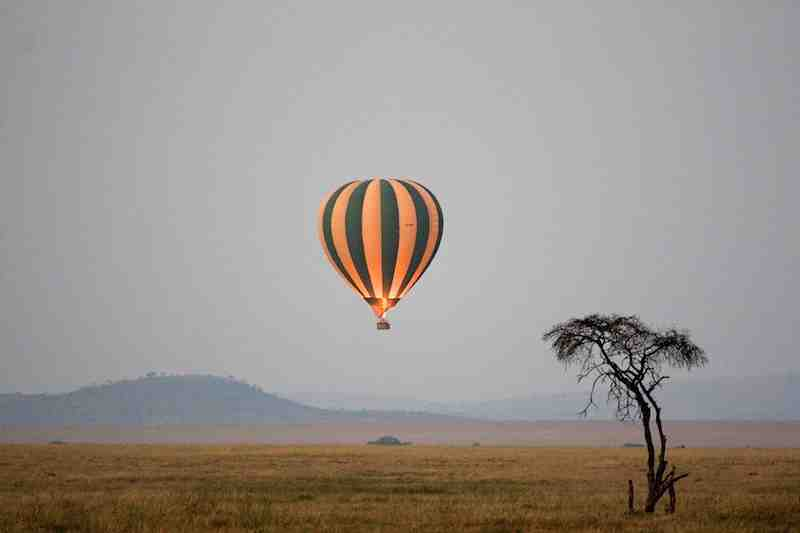 Ballooning-Serengeti-Nationa-Park