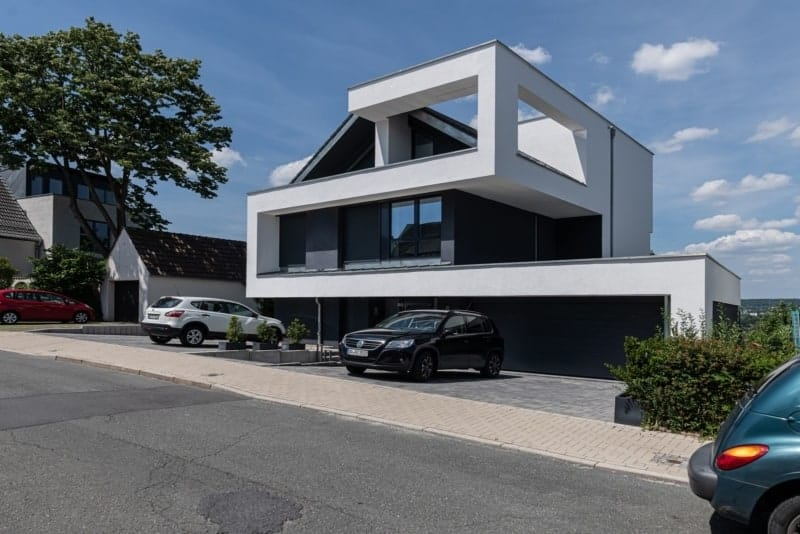 Modernes Satteldachhaus in Schwerdte