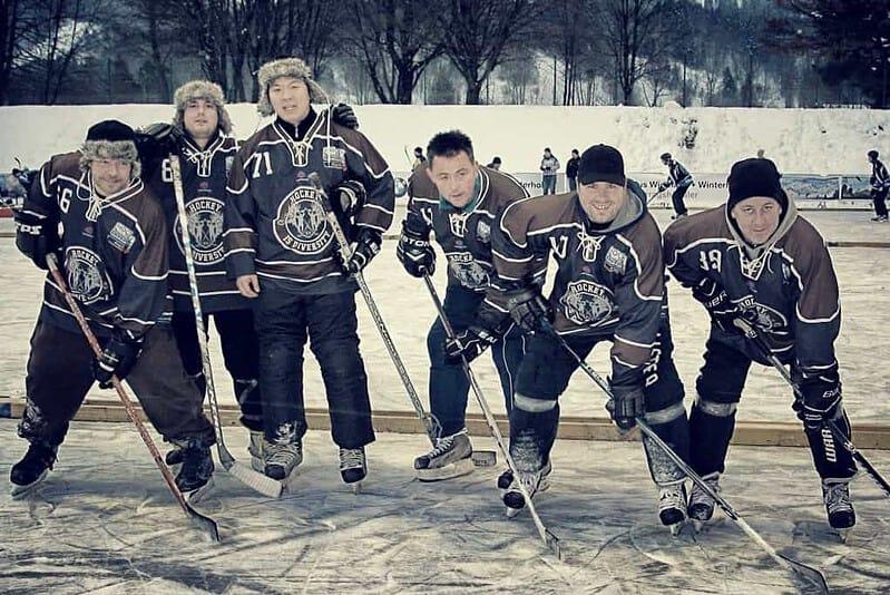 Pondhockey