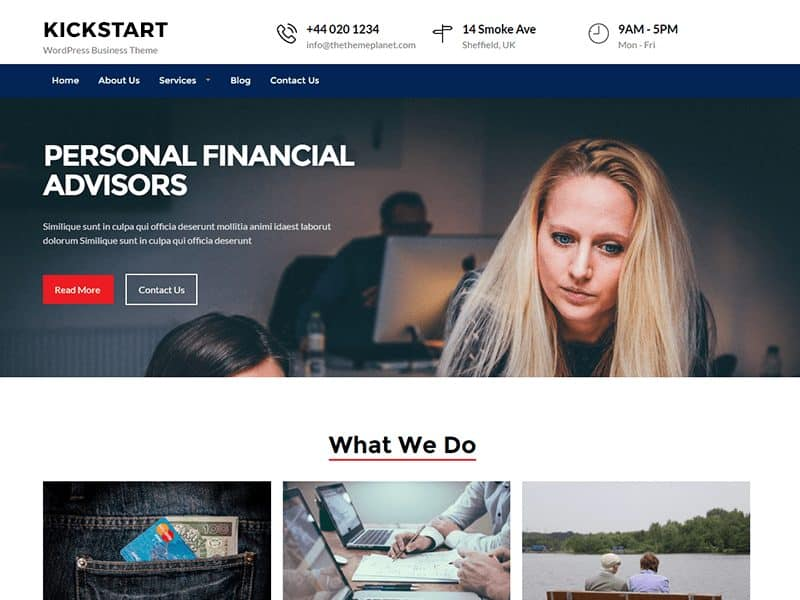 kikstart business