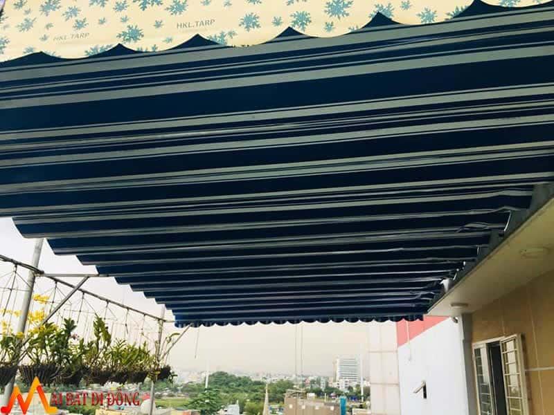 Mái che xếp nắng mưa