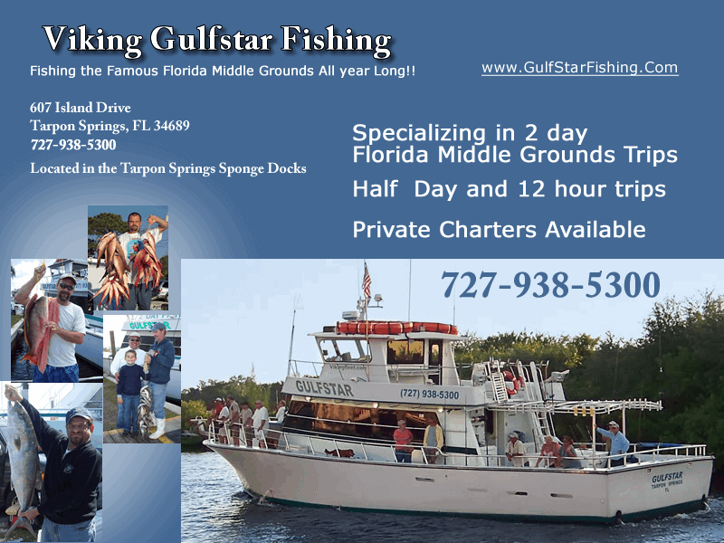 gulfstar fishing image