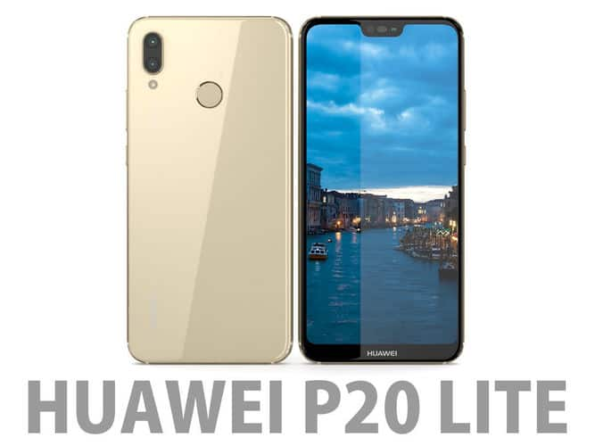 Huawei P20 Lite Won't Charge