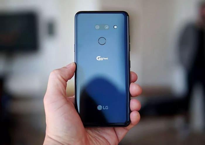 LG G8 ThinQ Facebook Keeps Crashing