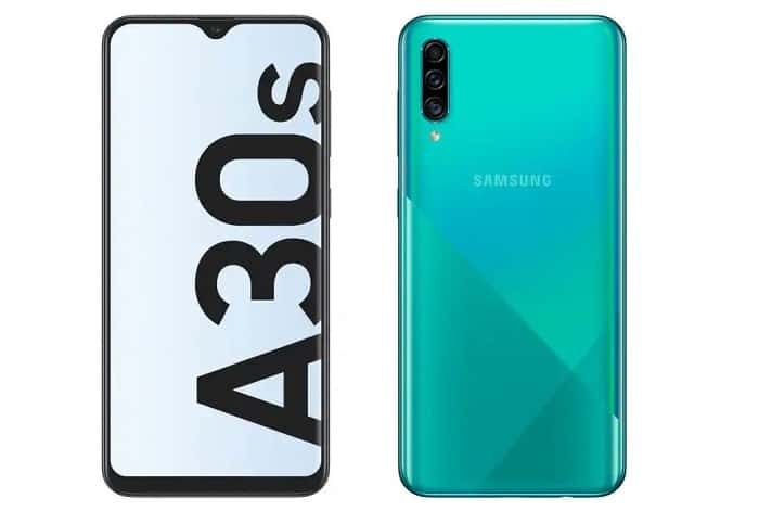 Samsung Galaxy A30s Can't Send Text Messages