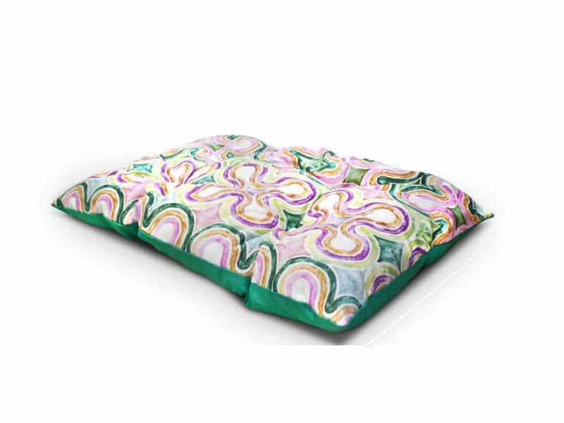 Cuscino Colorato Grande