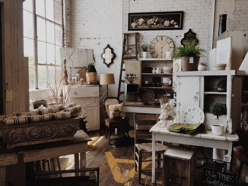 Do-it-yourself-Ideen oder Shopping im Vintage-Laden voll angesagt