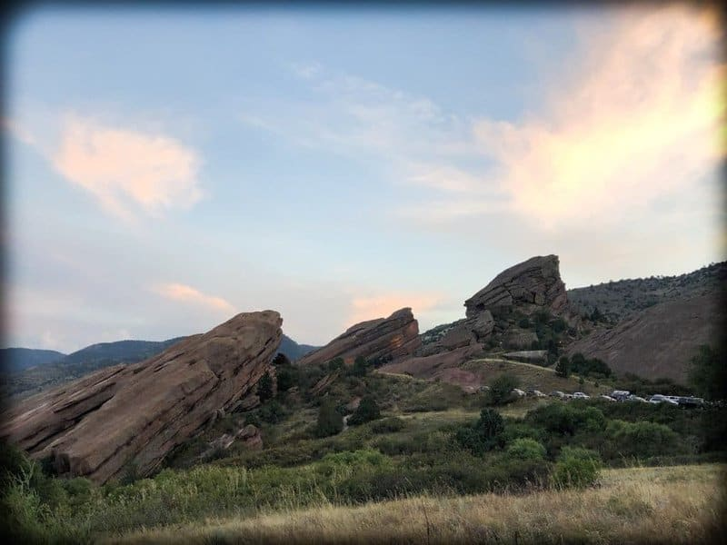 hike to red rocks amphitheater in morrison colorado