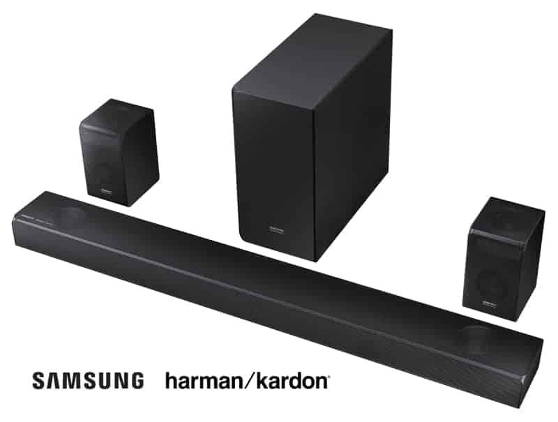 Barra de sonido Samsung HW-N950 Harman Kardon