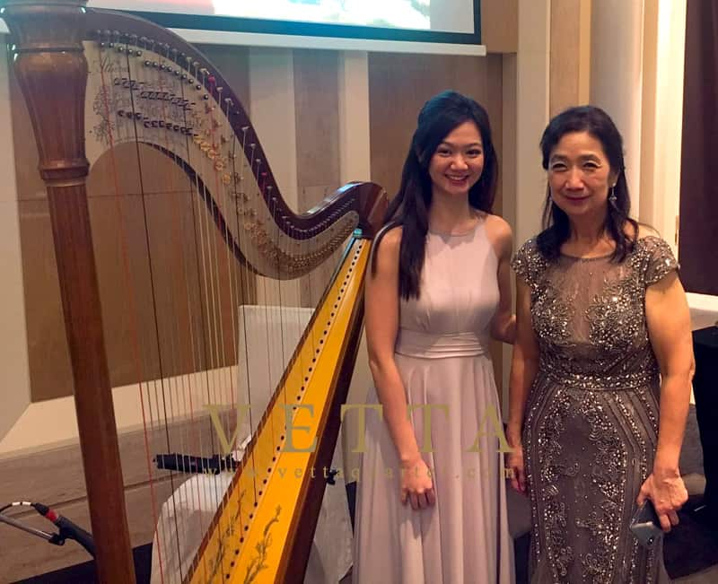 Solo Harp for Wedding