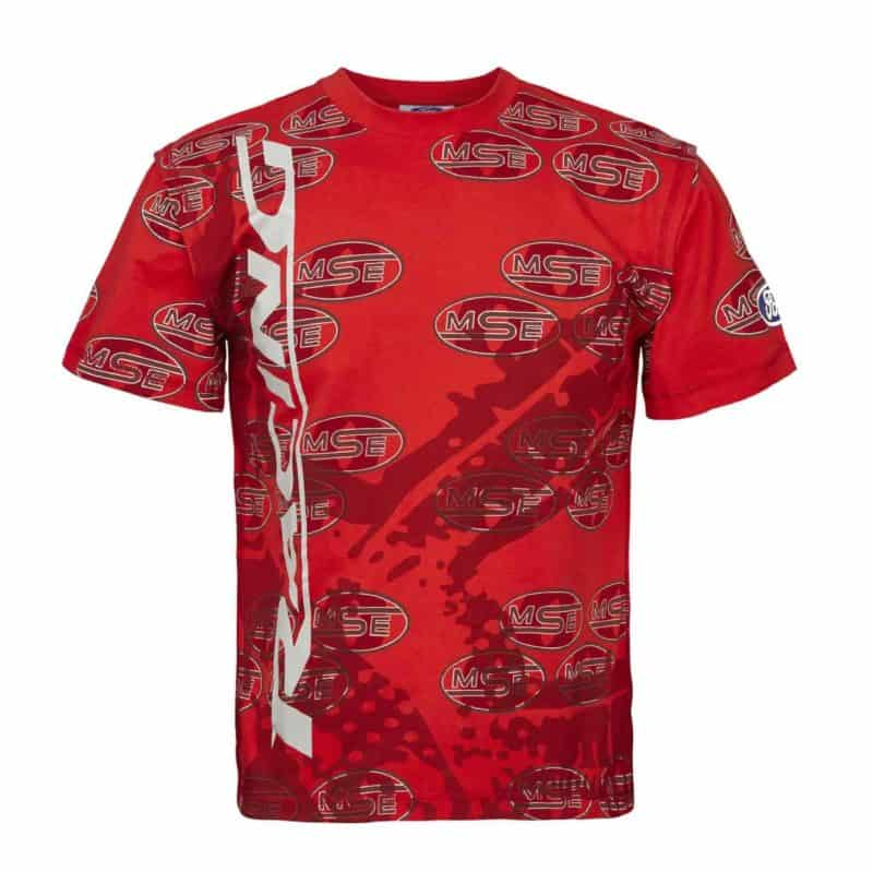 T-Shirt 3028.38 RallyCross Shortsleeve MSE Ford Extreme Rally Red