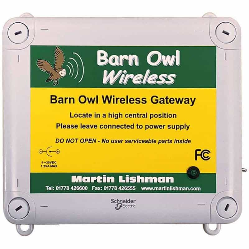 Barn Owl Wireless Gateway