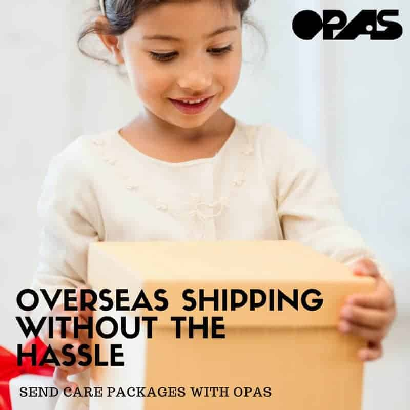 Overseas Shipping Without The Hassle