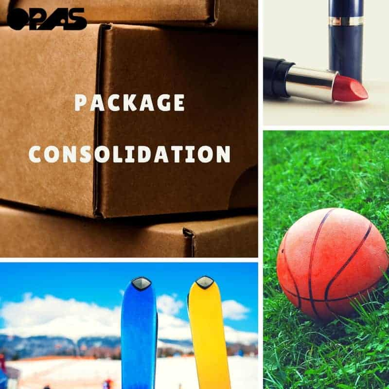 what is package consolidation