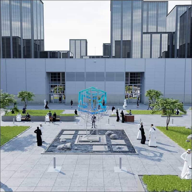 HoloFair virtual events platform