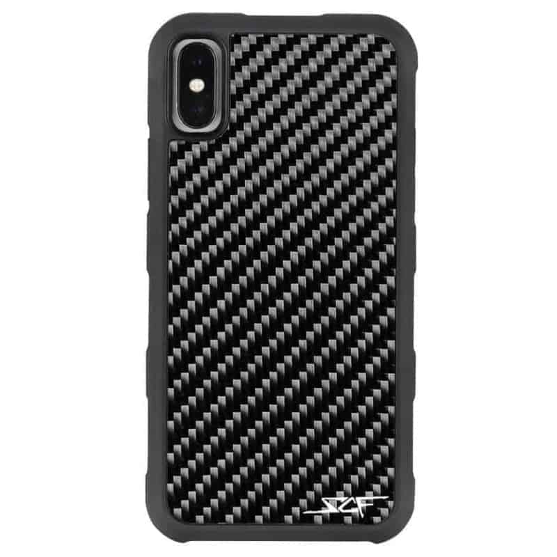 iPhone X & XS Real Carbon Fiber Case | ARMOR