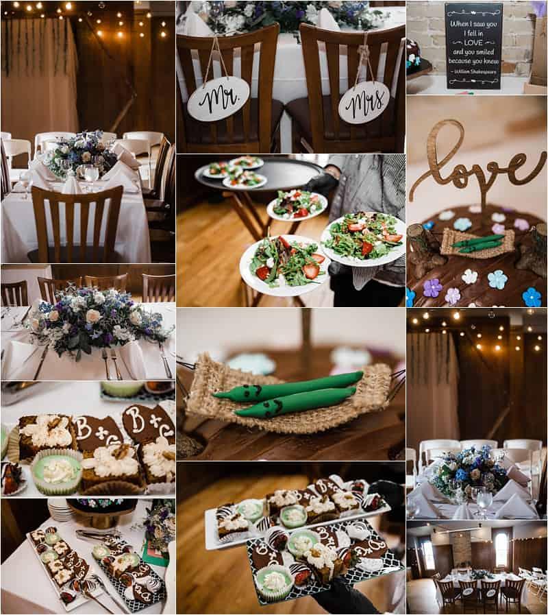 wedding decor at wedding, social distancing wedding,