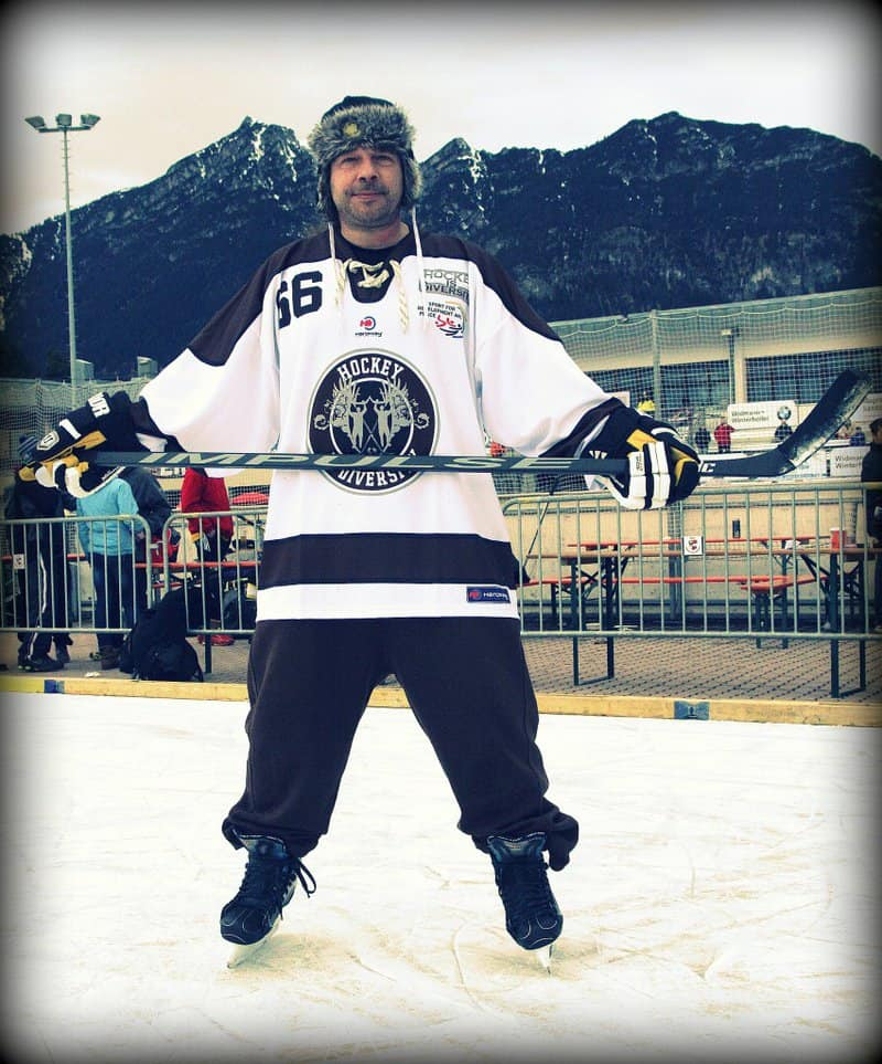Andreas Bayless - Hockey is Diversity