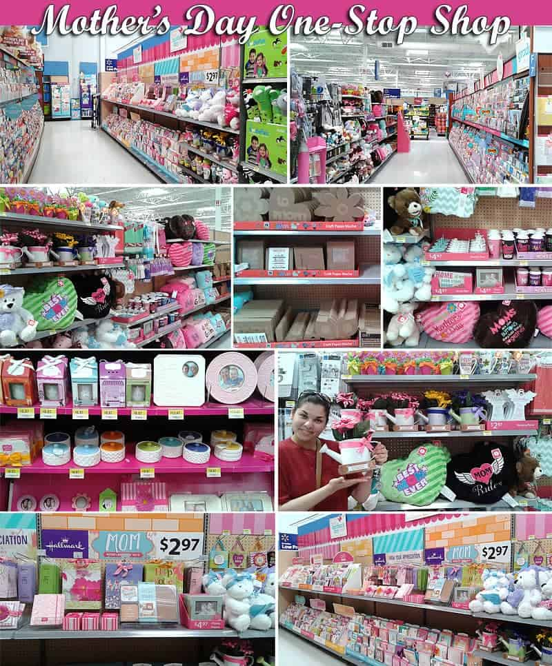 Mothers Day One Stop Shop by American Greetings at Walmart #BestMomsDayEver #cbias #ad