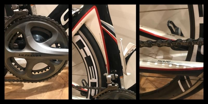 Cannondale Slice HiMod Upgrades