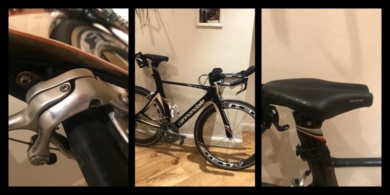 Cannondale Slice HiMod TT Bike