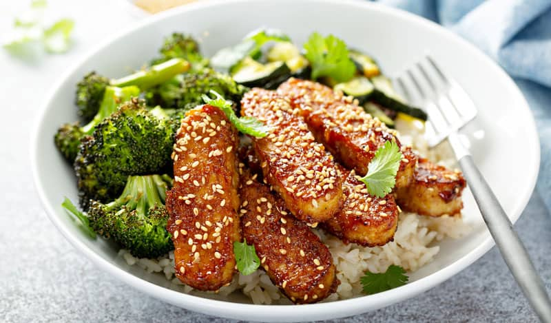 Asian Tempeh Marinade