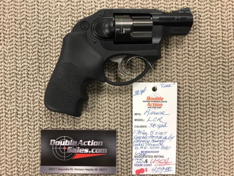 ruger-lcr-for-sale