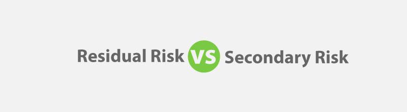 Residual Risk vs Secondary Risk for PMP Exam