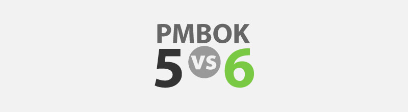 PMBOK Guide 6 vs PMBOK Guide 5: What Have Been Changed for the PMP Exam?