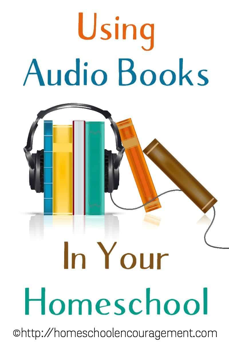 Have you ever tried using Audio Books in your homeschool? Maybe out of necessity or for diversity? Take a look at my tips for finding and downloading audio books, when to use them, and how to encourage your kids to learn to listen.