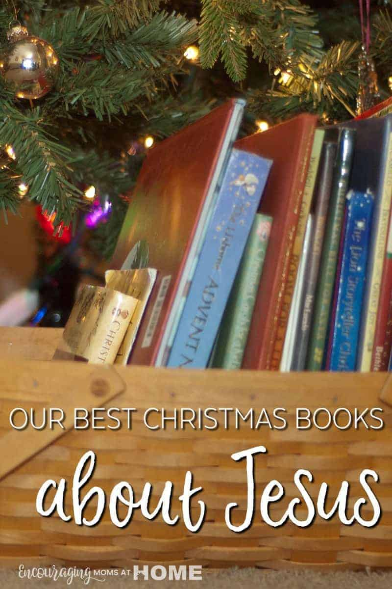 Christmas Picture Books that will help keep your focus on Christ this year. Keep Christ in Christmas! Share Jesus with your kids