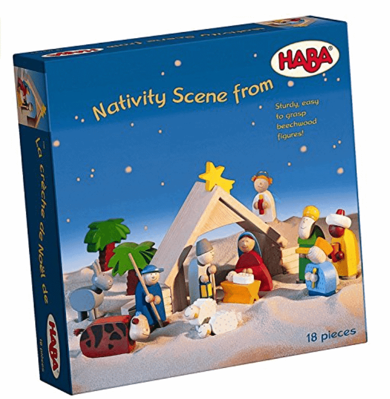 Nativity Set from HABA