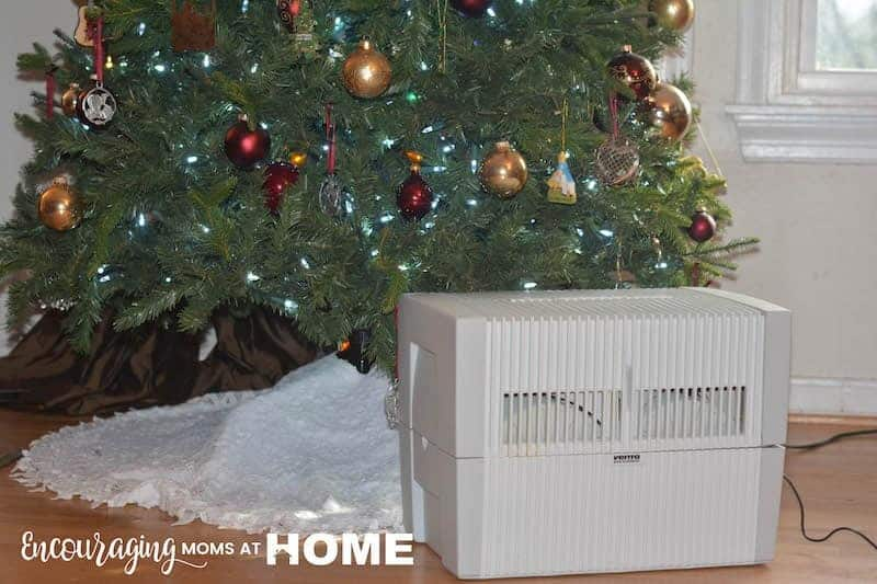 Best Air Purifiers for Home Use: Venta Air Washer.