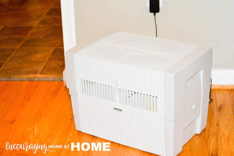 Best Air Purifiers for Home Use: Venta AIrwashers