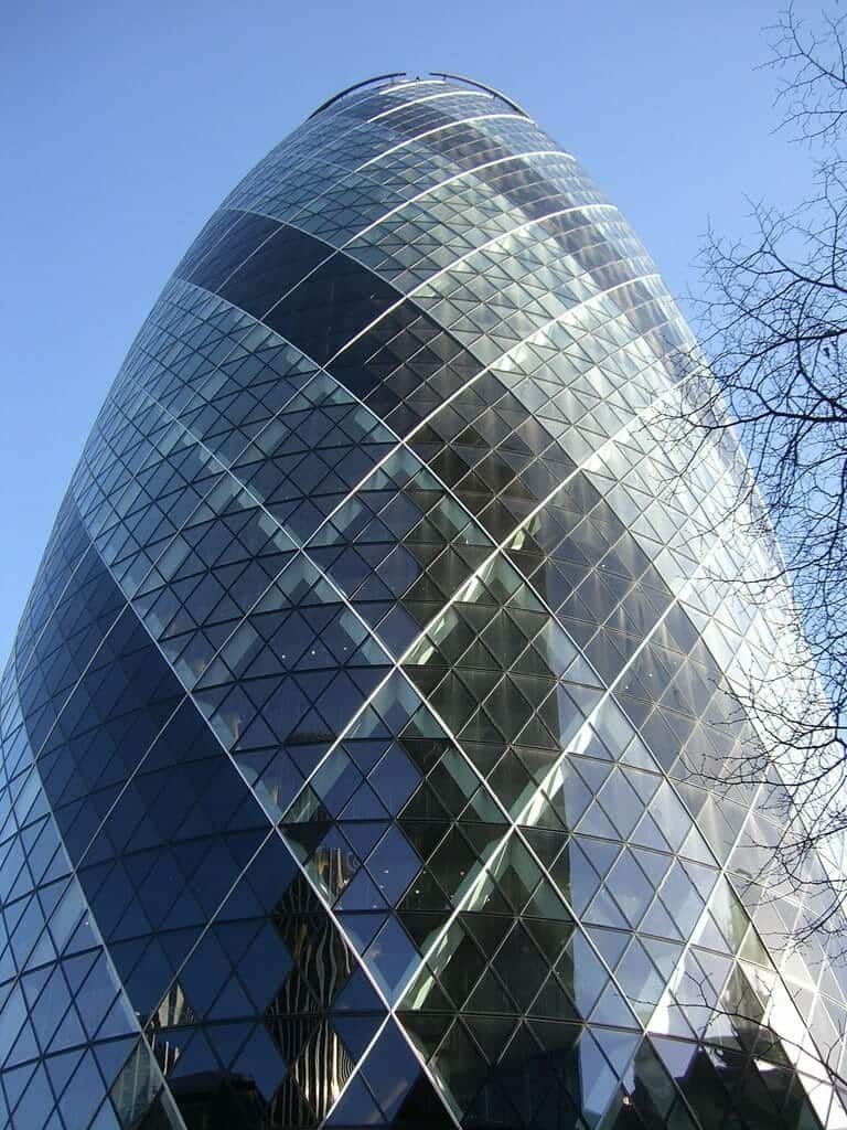 The Gherkin london photo