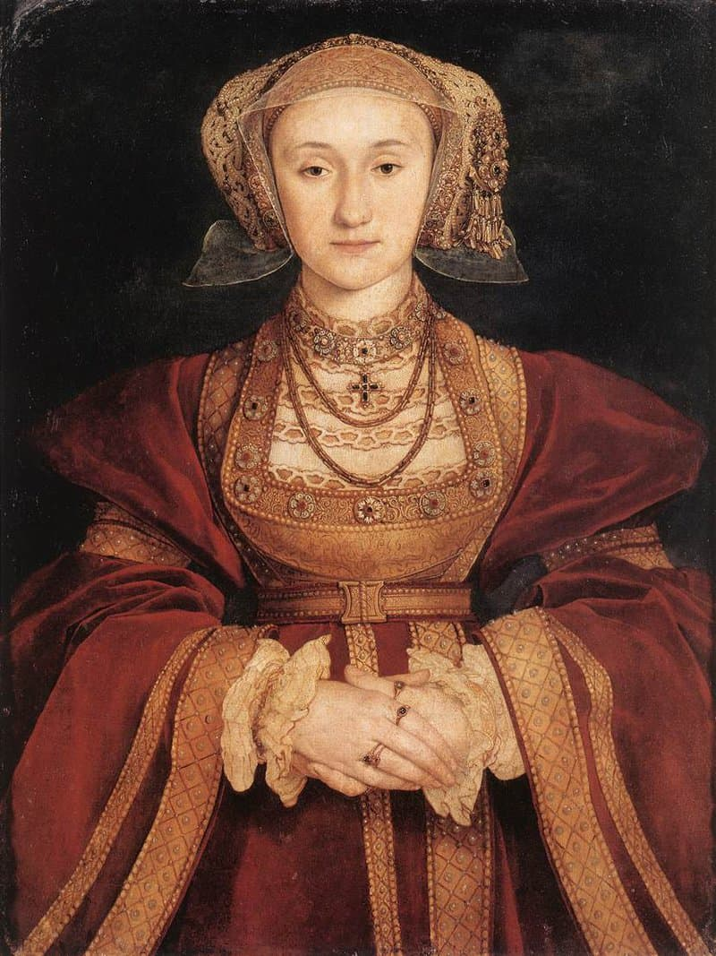 Henry VIII's 4th wife: Anne of Cleves
