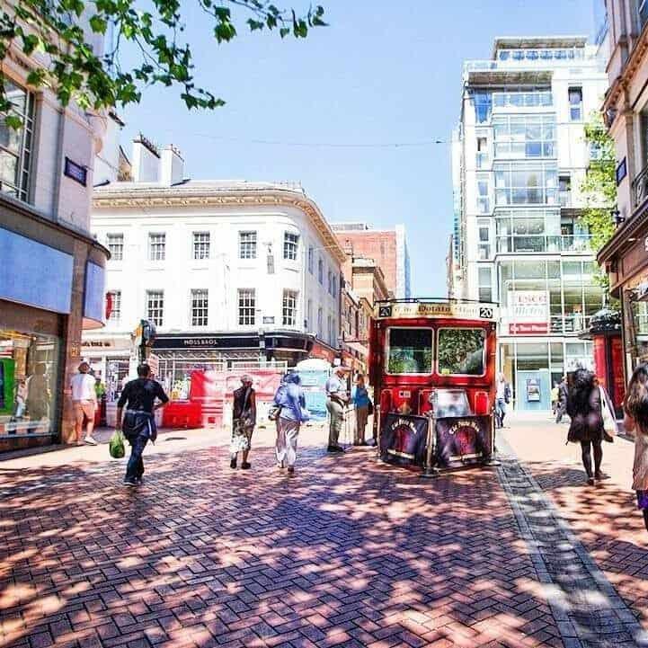 Birmingham: The Potato Man