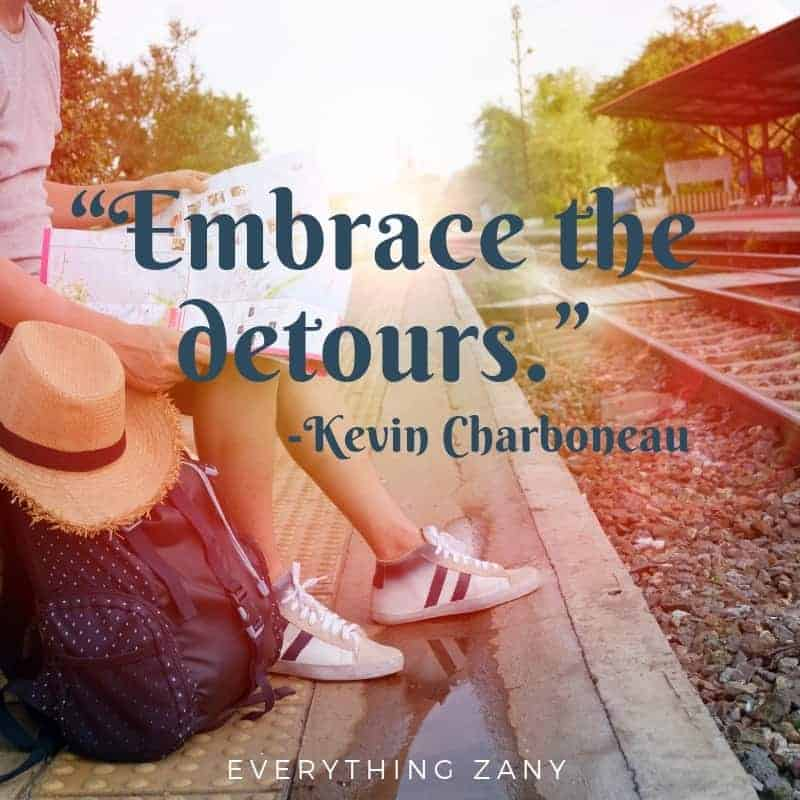 amazing travel quotes from Kevin Charboneau
